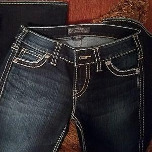 Sulver Jeans Frances 22